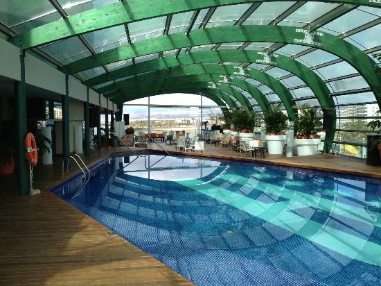 Arrecife Gran Hotel & SPA: indoor pool
