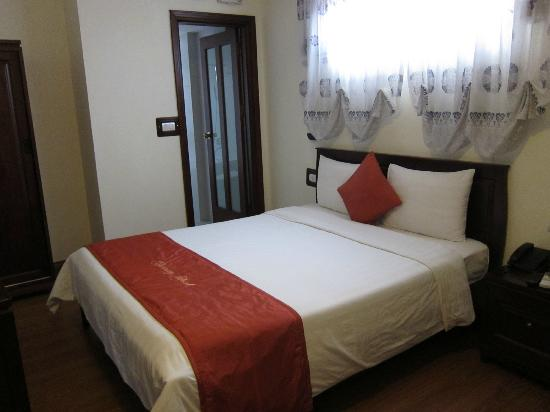 Hanoi Charming 2 Hotel : Double room
