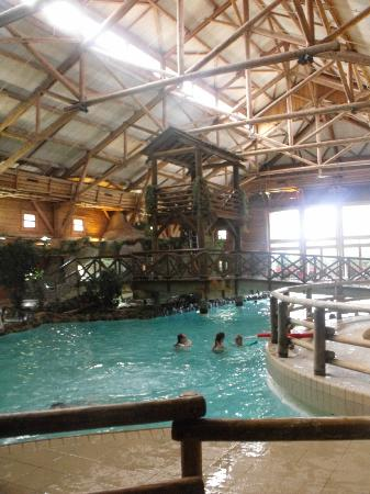 Tobogan photo de disney 39 s davy crockett ranch bailly for Piscine davy crockett