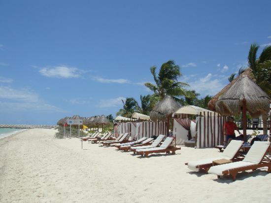 Beloved Playa Mujeres : La Plage Coté Confort