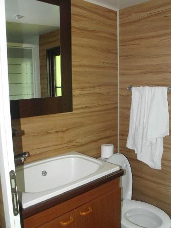 Disney's Davy Crockett Ranch : salle de bain