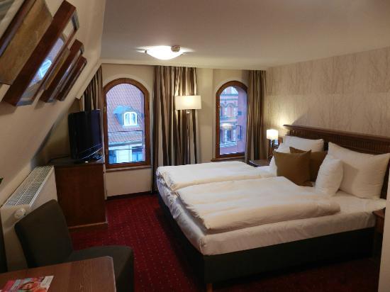 Romantik Hotel Scheelehof : Zimmer