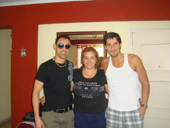 Casa Maura Habana Vieja: Con Maura!