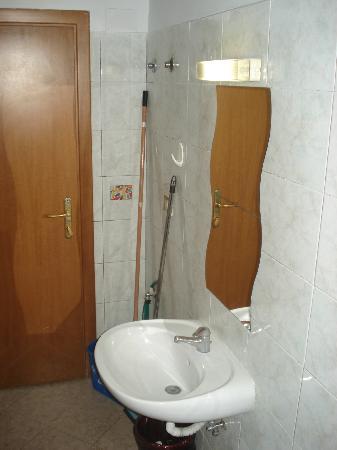 Hotel Cressy: bagno comune