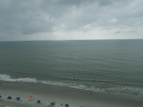 Hampton Inn & Suites Myrtle Beach/Oceanfront: The Ocean