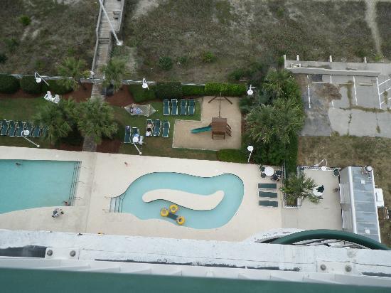 Hampton Inn & Suites Myrtle Beach/Oceanfront: More Pools