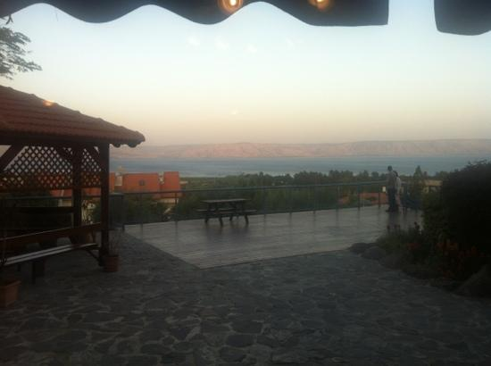 Migdal, Israel: great view!