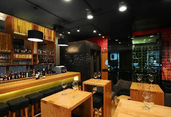 Cru Wine Bar: Cru Interior - Photo by Mazen Jannoun