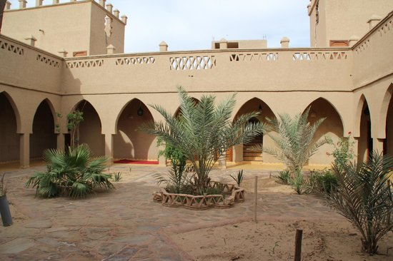 Hotel Ksar Merzouga: Rooms
