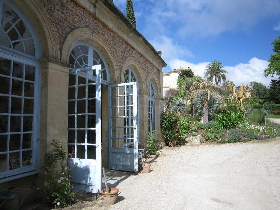 Château de Flaugergues : ORANGERAIE