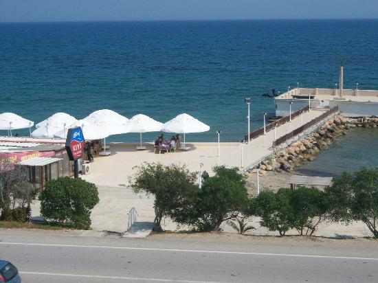 Exotic Hotel, North Cyprus: View from room