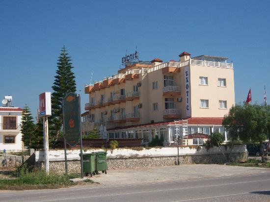 Exotic Hotel, North Cyprus: Hotel