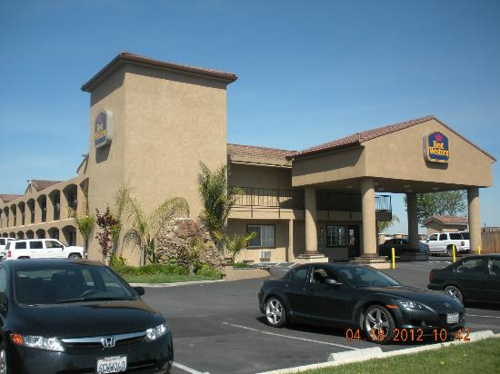 Baymont Inn and Suites Hollister: Hotel Exterior