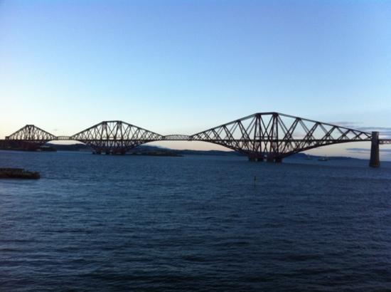 Views Fromqueensferry Picture Of Orocco Pier South