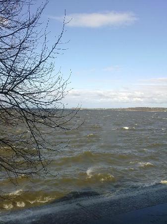 Hafenresidenz Stralsund : View from room