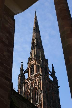 Coventry, UK: Spire