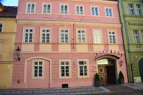 Hotel Residence Agnes: residence AGNES