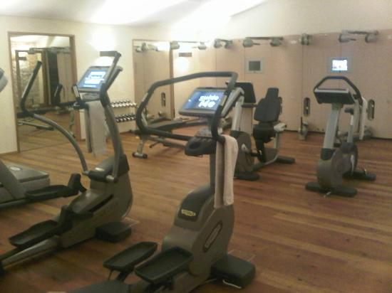 Sardon de Duero, إسبانيا: gimnasio