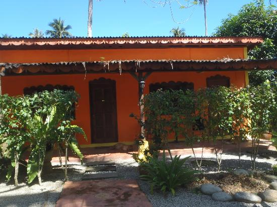 Pondok Keladi Guest House : les chambres