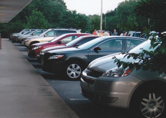 Greenbrier, TN: Parking