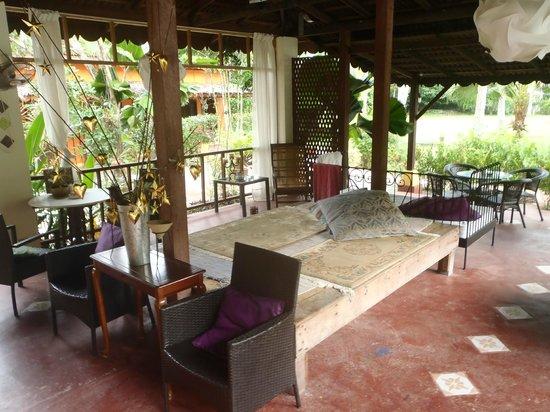Pondok Keladi Guest House: le balai