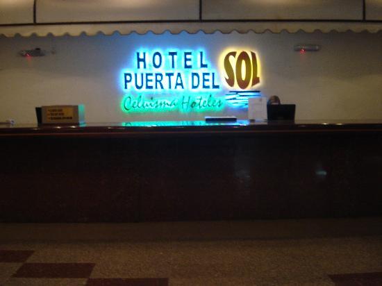 Puerta Del Sol Porlamar : Lobby