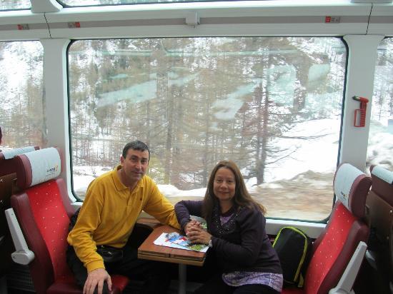 Swiss Alps, Suíça: viaje a los alpes suizos el dia de los enamorados... Ingrid y Moises de Quilpue CHILE