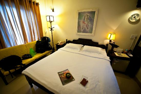 HueNino Hotel: the room