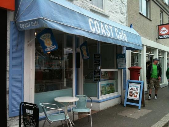 Coast Cafe: just lovely!
