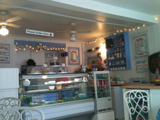 Coast Cafe : delightful!