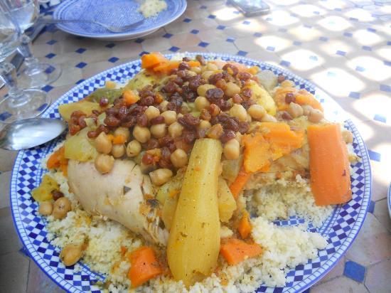 Palais de fes Dar Tazi : pranzo offerto