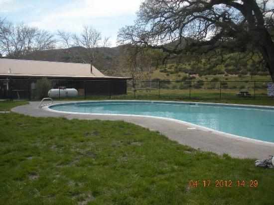 Pool At The Campground Picture Of Bear Gulch Caves Paicines Tripadvisor