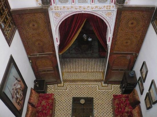 Palais de fes Dar Tazi : interno