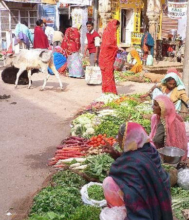 Índia: Mercados del Mundo
