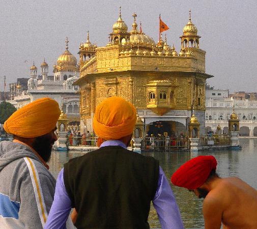 Inde : Templo Dorado