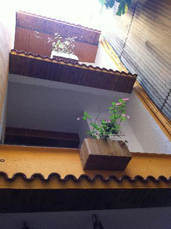Hotel Margarit: Balconies