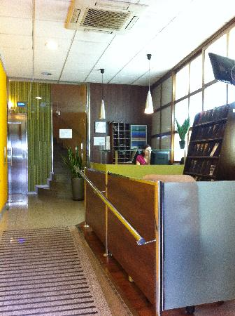 Hotel Margarit: Reception