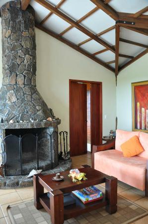 Semilla Verde Boutique Hotel: Living room