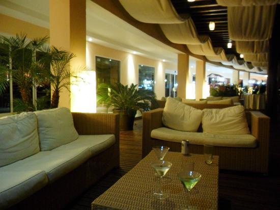 Hacienda Tres Rios: Noche de martinis