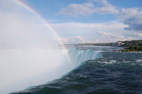 Niagara Falls: Table Rock - Top of the Falls