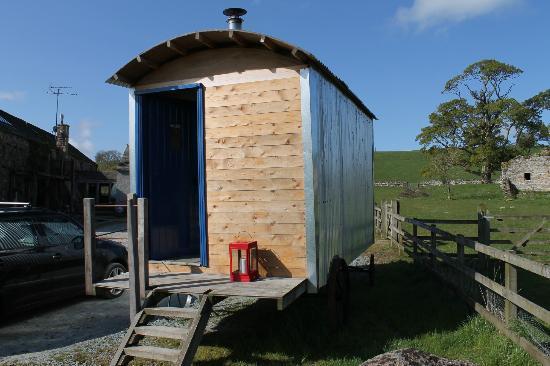 Crake Trees Manor: The shephards hut