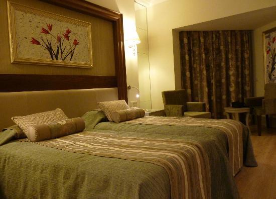 Side Star Resort: Typical room