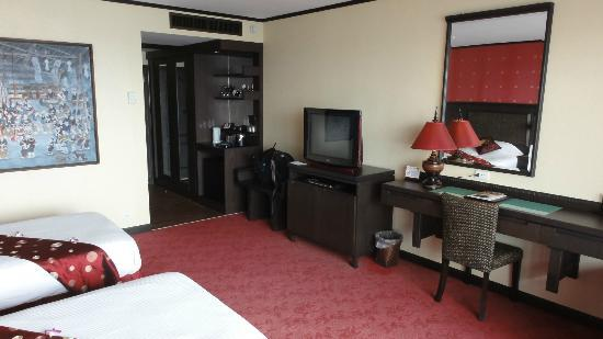 Jamahkiri Resort & Spa: Standard room