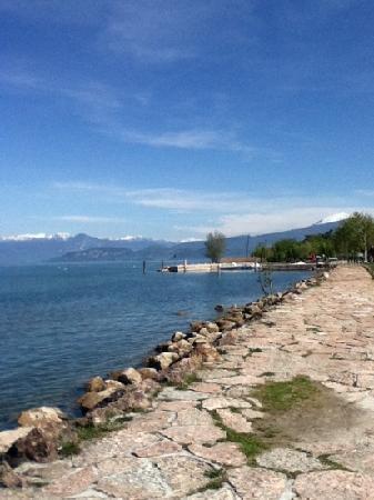 Camping del Garda : lungolago