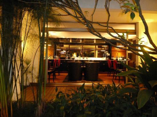 La Inmaculada Hotel : Garden view