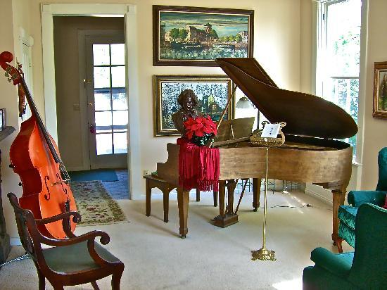 Great House: The Music Room