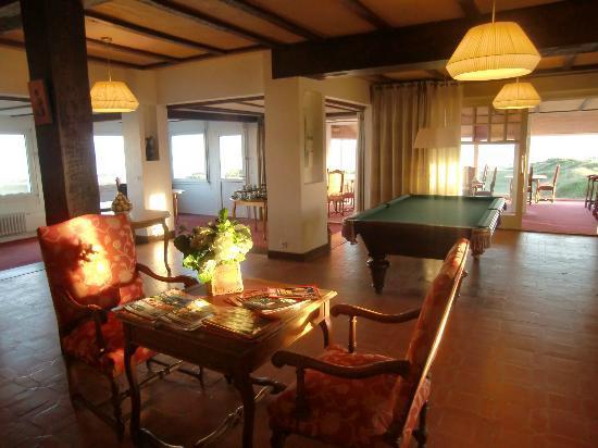 Hotel Le Lichen : Lobby