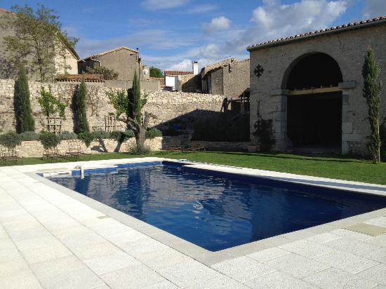 Le Relais de Ventenac: Stunning pool