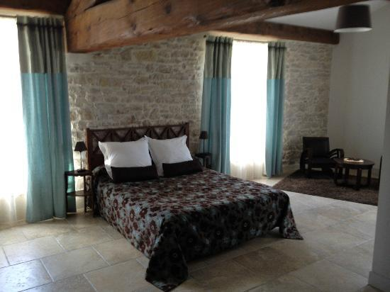 Ventenac-Cabardes, Francia: One of the bedrooms