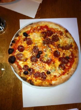 dieci al lago: Pizza